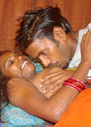 Cfig 043. Indian couple raj and sunidhi sucks and have intercourse each other