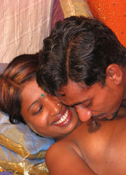 Cfig 046. Young indian couple enjoying their sexual adventure on